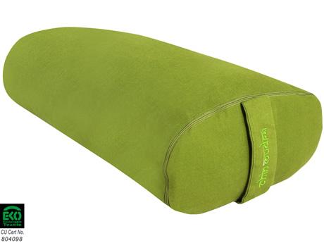 Bolster ovale - vert
