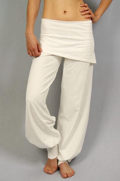 Pantalon de yoga Sohang blanc – Terre du Yoga  5669d8a2945
